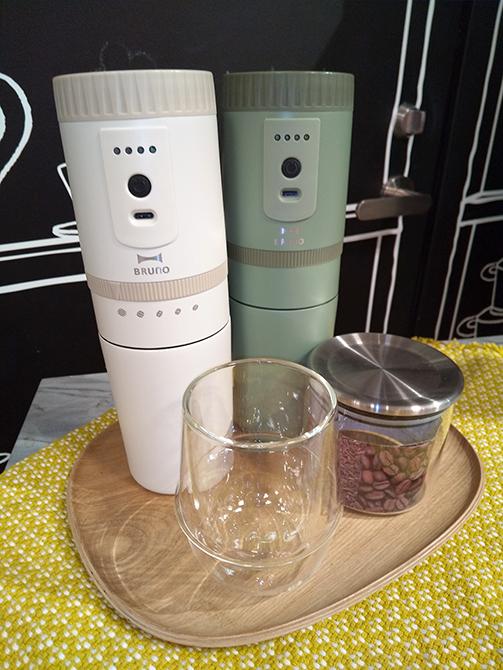 コーヒー メーカー bruno